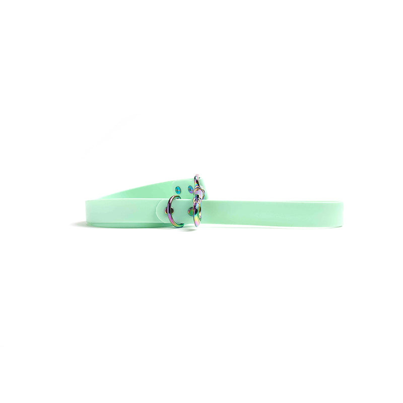 Seafoam Dog Collar