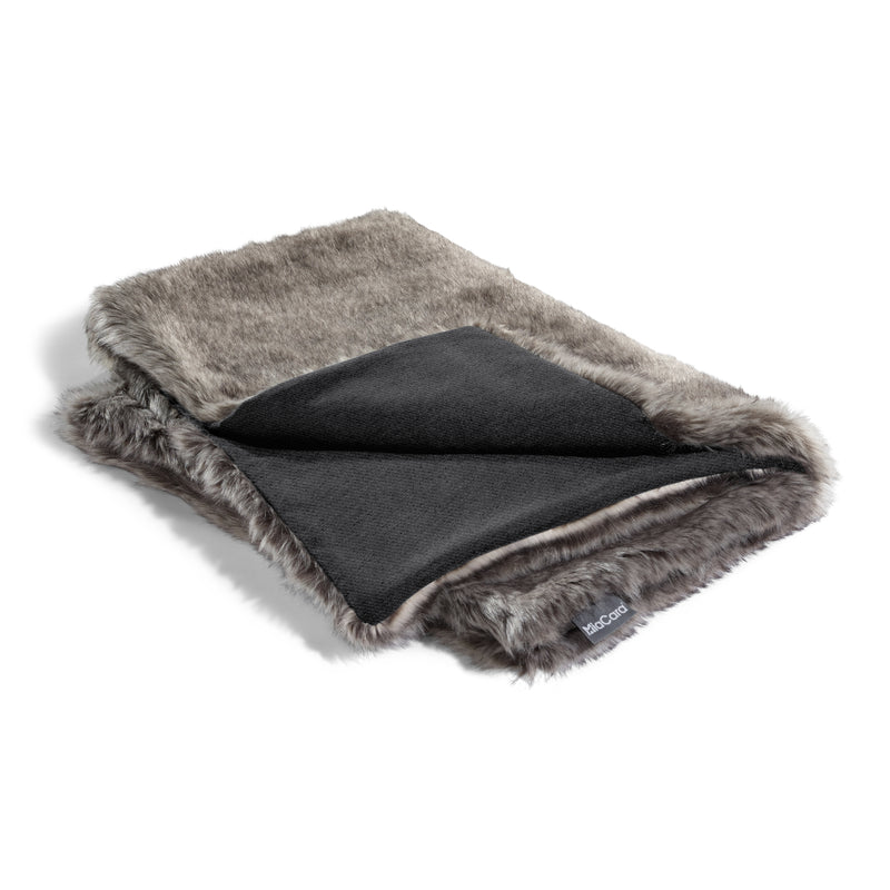 MiaCara-Dog Blanket-Felpa-Mottled Black