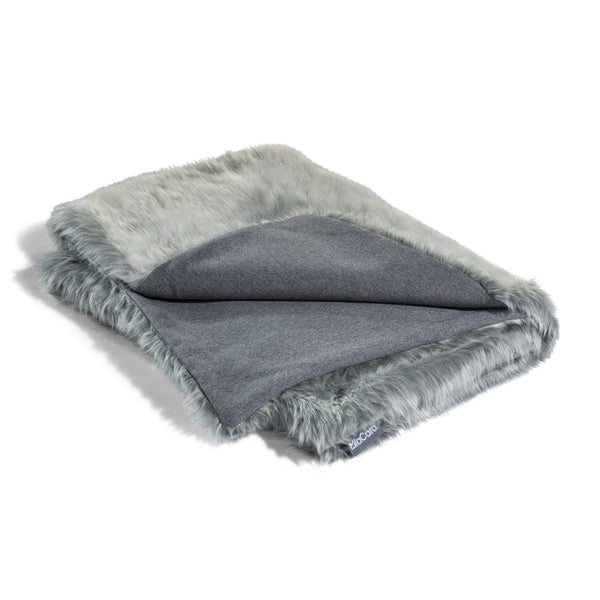 MiaCara-Dog Blanket-Lana-Grey