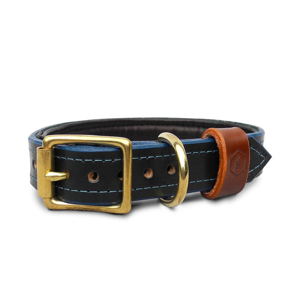 Houndworthy-Forest Green Dog Collar