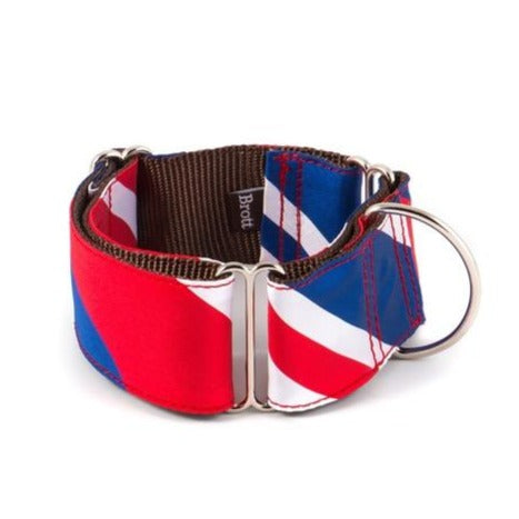 Brott-Beleser Martingale Greyhound Collar