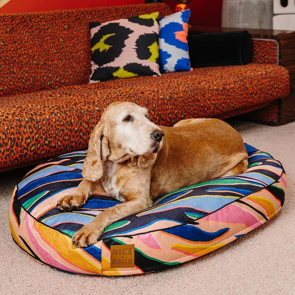 Easy Tiger Dog Bed-Spaniel