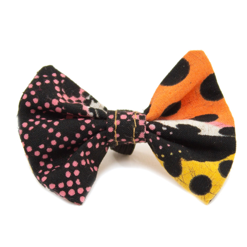 Hiro & Wolf -Pop Art Cat Bow Tie