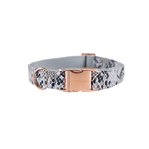 Prunkhund-Python Dog Collar