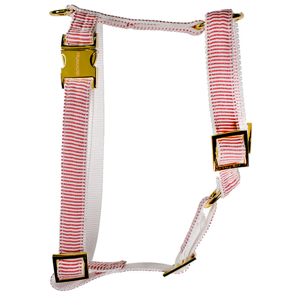 Prunkhund-Riviera Red Dog Harness