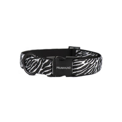 Prunkhund-Zebra Dog Collar