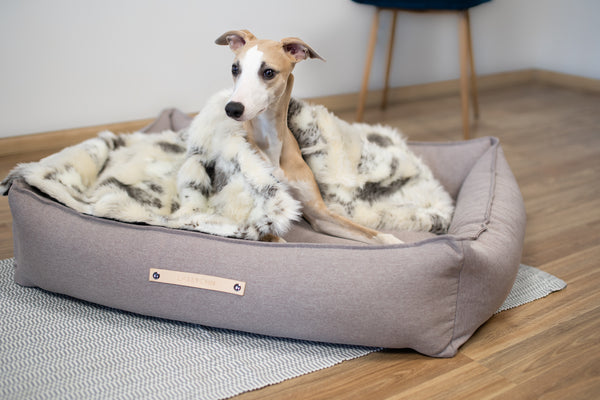 Tove Dog Bed-Nut