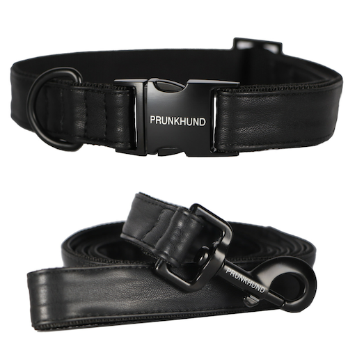 Dark Adjustable Dog Lead (Pre-order)