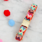 Zigzag Adjustable Dog Collar (Pre-order)