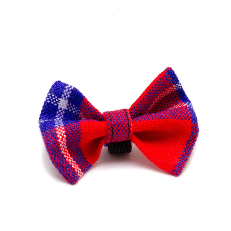 Hiro & Wolf - Shuka Red Cat Bowtie