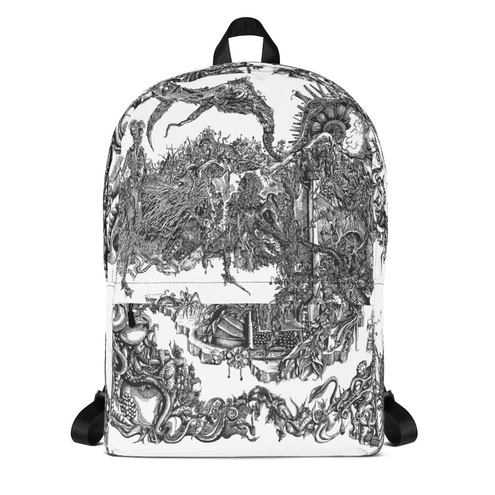 """Apocalypse"" Backpack - Shop Woodruff Designs"