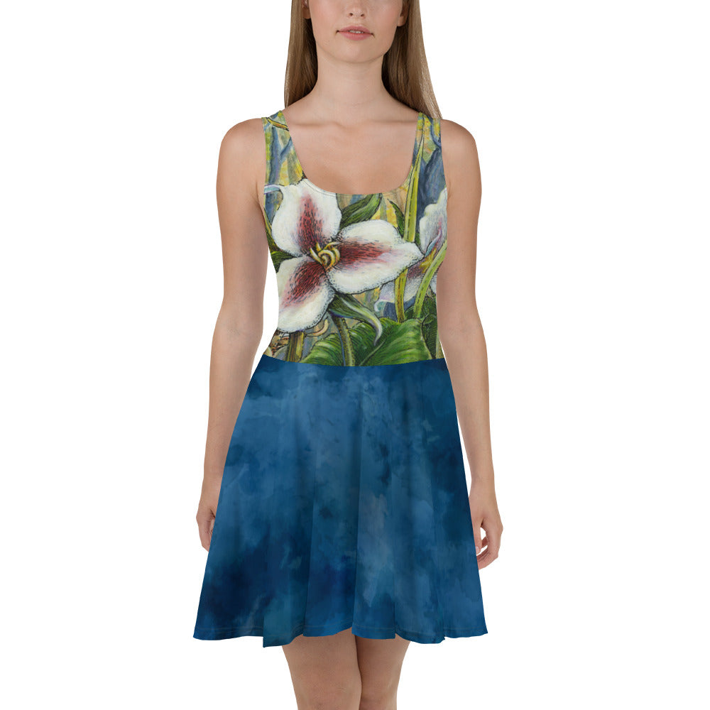 """Trillium"" Dress - Shop Woodruff Designs"