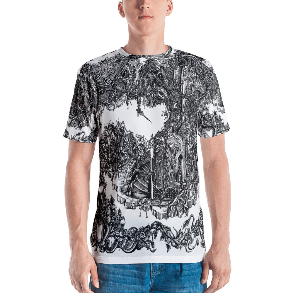 """Apocalypse"" Men's T-shirt - Shop Woodruff Designs"