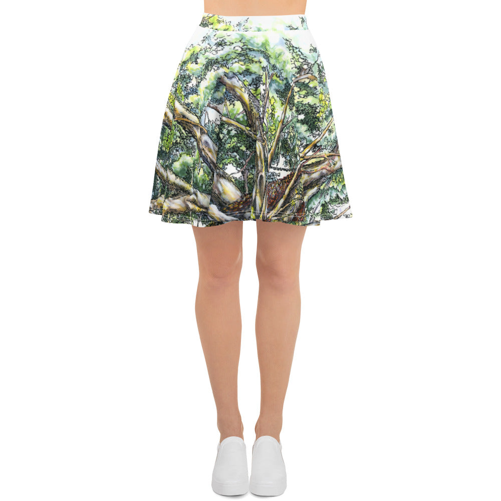 """Tree House"" Skirt - Shop Woodruff Designs"