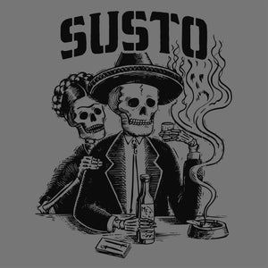 SUSTO Skeletons Graphic Tee