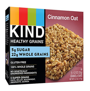 KIND Healthy Grains, Cinnamon Oat