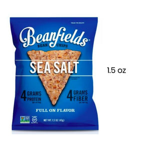 Beanfields Bean Chips, Sea Salt