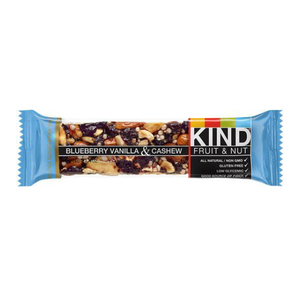 KIND,  Blueberry Vanilla & Cashew