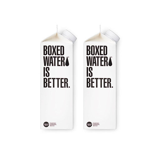Boxed Water, 16.9 fl oz (2x)