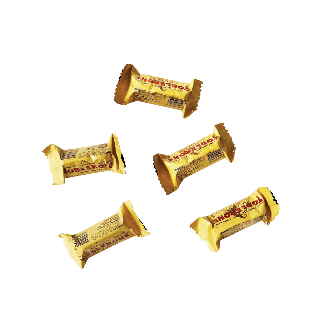 Toblerone Mini Milk Chocolate, Candy Cube