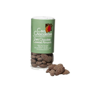 Cao Chocolates, Dark Chocolate Covered Almonds