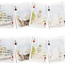 Over The Moon, Charleston Playing Cards