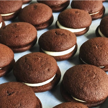 One Girl Cookies, Chocolate Whoopie Pie