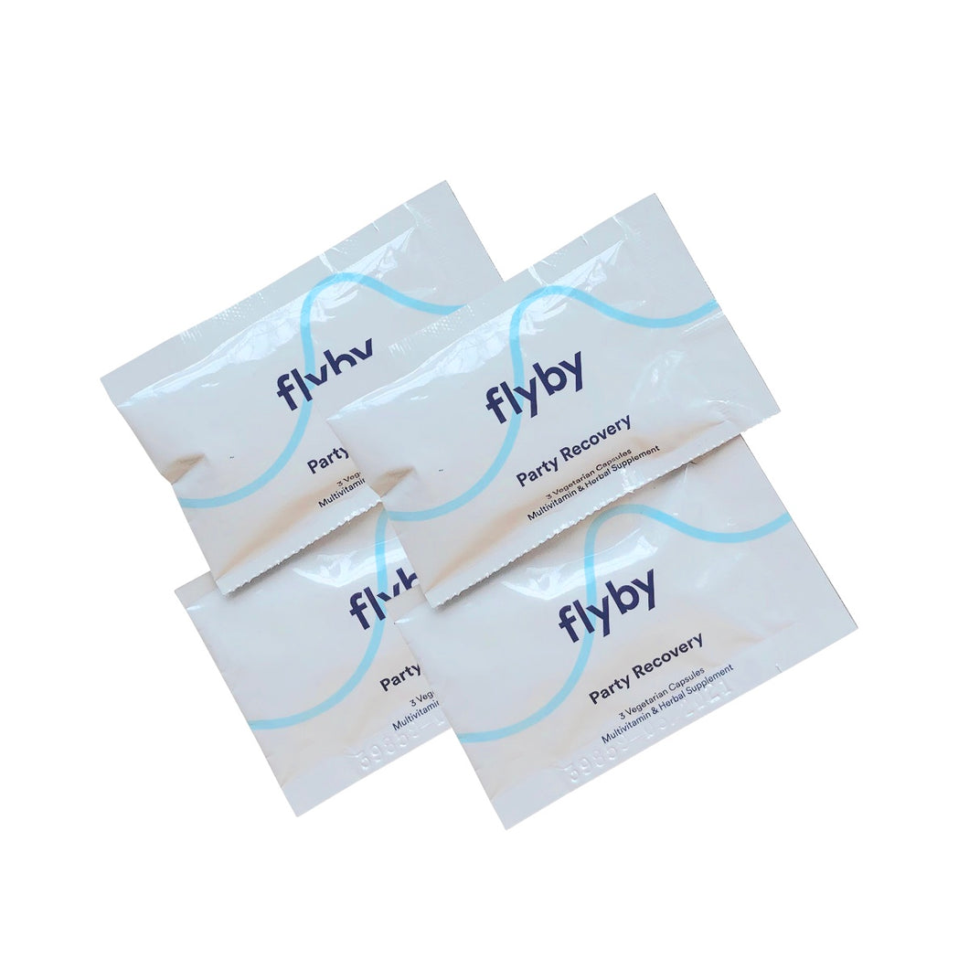 Flyby, 2 Servings