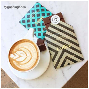 Goodio Craft Chocolate, Coffee
