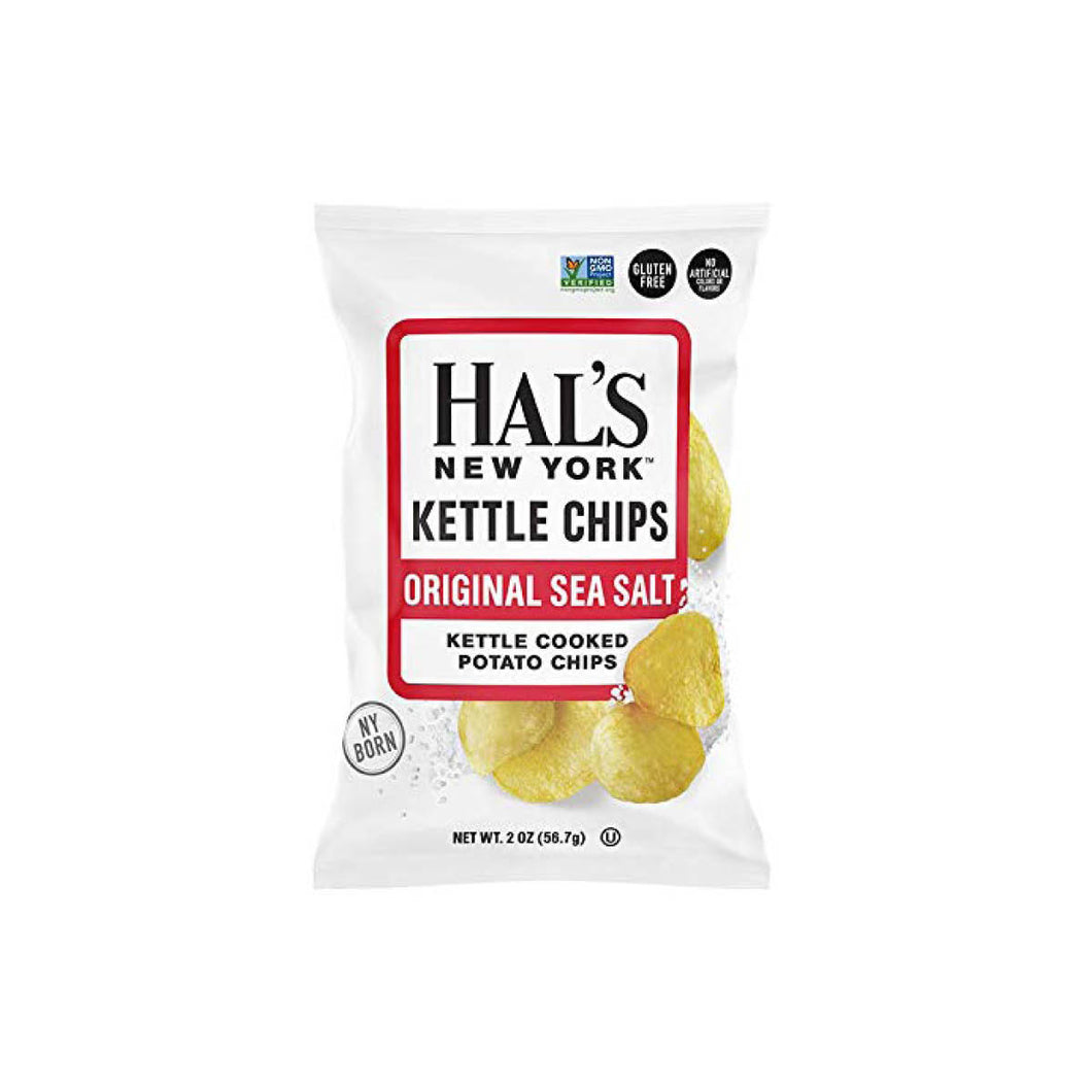Hal's New York, Original Sea Salt
