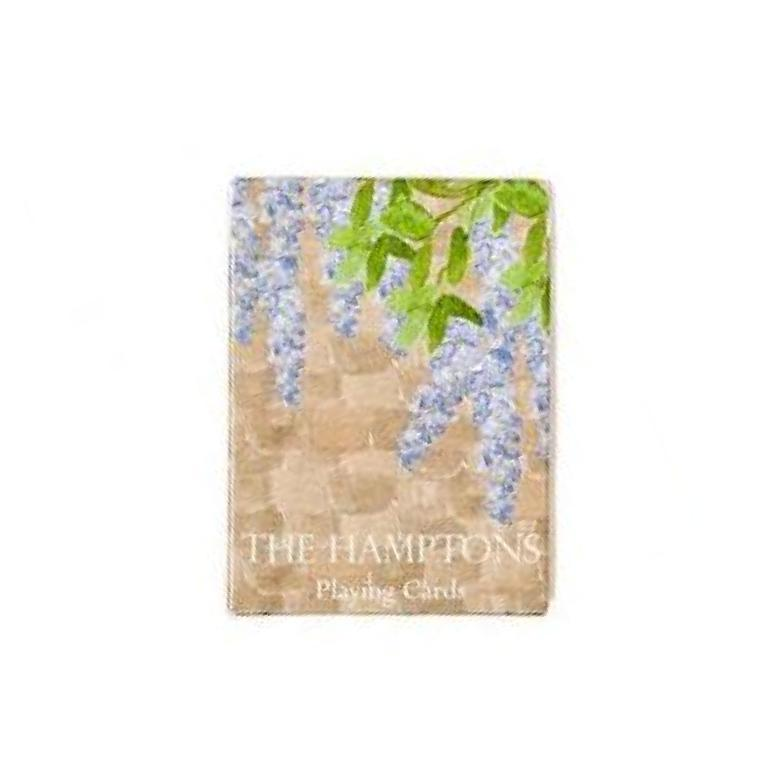 Over The Moon, Hamptons Playing Cards