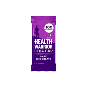 Health Warrior Chia Bar, Dark Chocolate