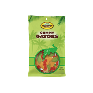 Anastasia, Gummy Gators