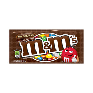 M&M's, Milk Chocolate