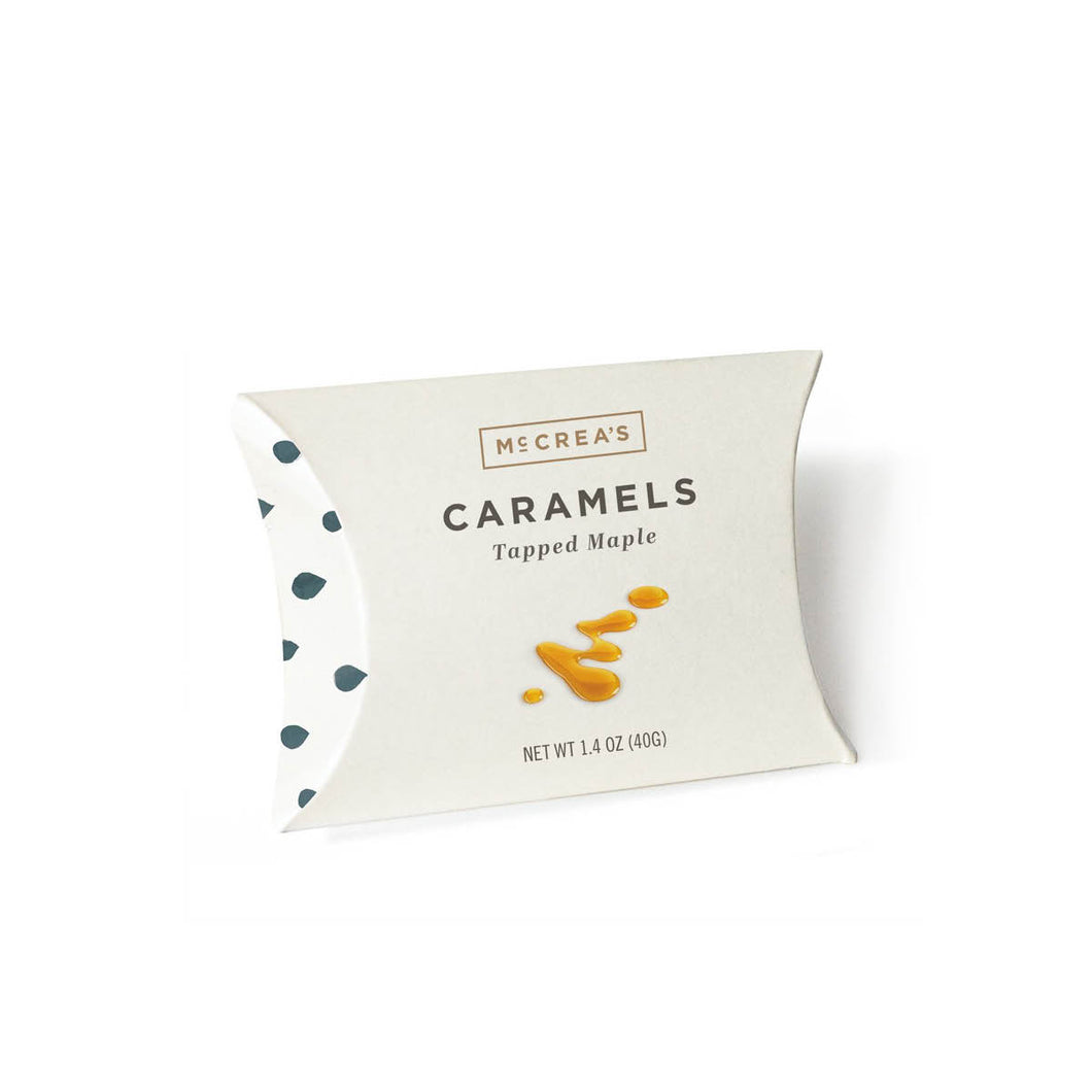 McCrea's Caramels, Tapped Maple
