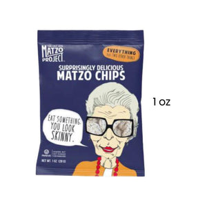The Matzo Project, Everything Matzo Chips