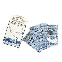 Over The Moon, Nantucket Playing Cards