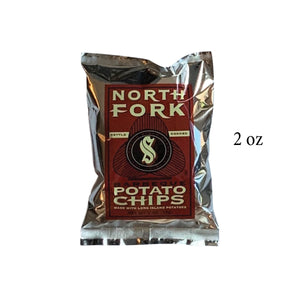 North Fork Potato Chips, Barbeque