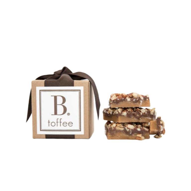 B. Toffee, Milk Chocolate