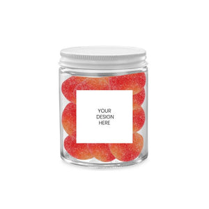 Joy Jars, Haribo Gummi Peaches