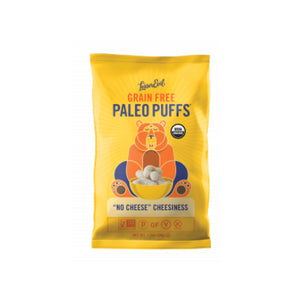 "Paleo Puffs, ""No Cheese"" Cheesiness"