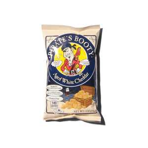 Pirate's Booty, Aged White Cheddar