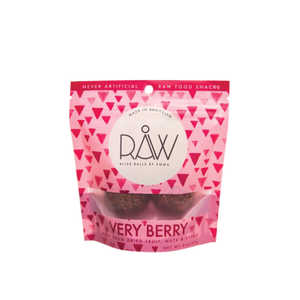 Raw Bliss Balls, Very Berry