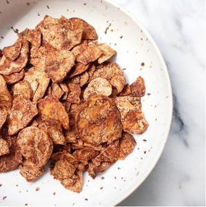 Amazi, Cinnamon Spiced Plantain Chips