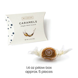 McCrea's Caramels, Single Malt Scotch