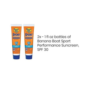 Banana Boat Sunscreen, Sport SPF 30 - 1 oz
