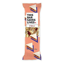 This Bar Saves Lives, PB & J