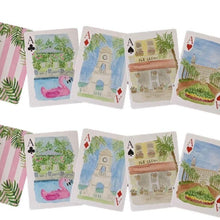 Over The Moon, Palm Beach Playing Cards