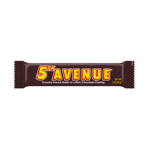 5th Avenue, Hershey's