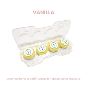 Spots NYC, Mini Cupcake 4-Pack